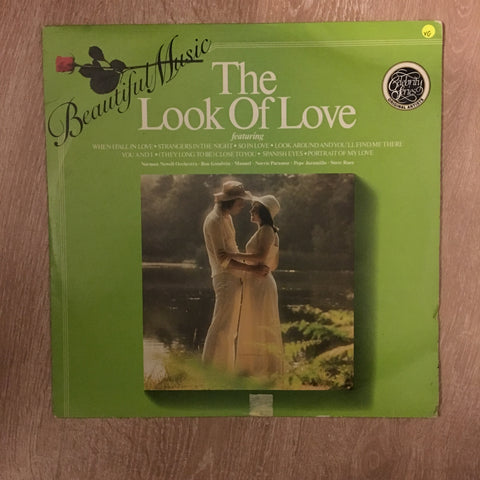 Various - The Look Of Love - Original Artists - Vinyl LP Record - Opened  - Very-Good Quality (VG)