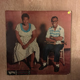 Ella Fitzgerald And Louis Armstrong ‎– Ella And Louis - Vinyl LP Record - Opened  - Good Quality (G)