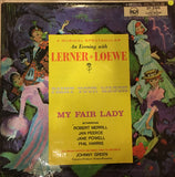 An Evening with Lerner & Loewe, Brigadoon, Paint Your Wagon, Gigi, My Fair Lady - Vinyl LP Record - Opened  - Good Quality (G) (Vinyl Specials) - C-Plan Audio