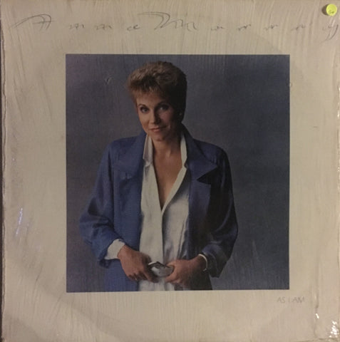 Anne Murray - Anne Murray - Vinyl LP Record - Opened  - Good+ Quality (G+) - C-Plan Audio