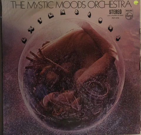 The Mystic Mood Orchstra - Extensions - Vinyl LP Record - Opened  - Very-Good+ Quality (VG+) - C-Plan Audio