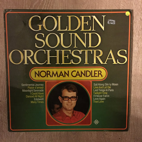 Norman Candler ‎– Golden Sound Orchestras - Vinyl LP Record - Opened  - Very-Good+ Quality (VG+) - C-Plan Audio