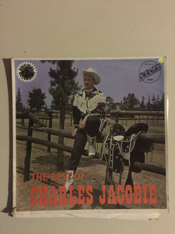The Best of Charles Jacobie - Vinyl LP Record - Opened  - Good Quality (G) - C-Plan Audio