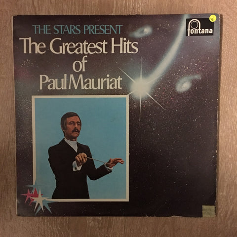 The Greatest Hits Of Paul Mauriat - Vinyl LP Record - Opened  - Very-Good Quality (VG) - C-Plan Audio