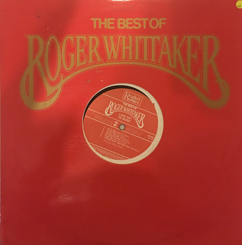 The Best of Roger Whittaker - Readers Digest Edition - Vinyl LP Record - Opened  - Very-Good Quality (VG) - C-Plan Audio