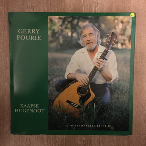 Gerry Fourie - Kaapse Hugenoot -Vinyl LP Opened - Near Mint Condition (NM)