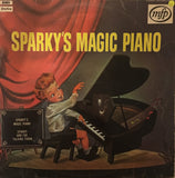 Sparky's Magic Piano - Vinyl LP Record - Opened  - Good Quality (G) - C-Plan Audio