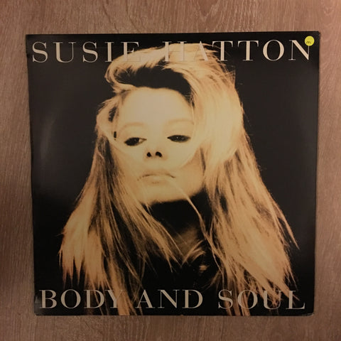 Susie Hatton - Body and Soul  -Vinyl LP Opened - Near Mint Condition (NM)