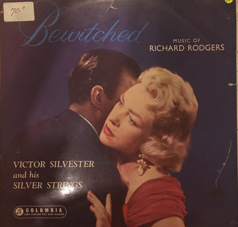 Victor Silvester - Bewitched - Vinyl LP Record - Opened  - Good Quality (G) - C-Plan Audio