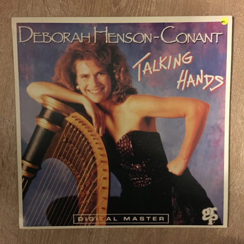 Deborah Henson-Conant - Talking Hands -  Vinyl LP - Sealed