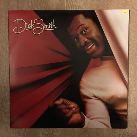 Dick Smith - initial Thrust - Vinyl LP Opened - Near Mint Condition (NM)