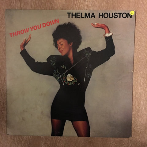 Thelma Houston - Throw You Down - Vinyl LP Opened - Near Mint Condition (NM)