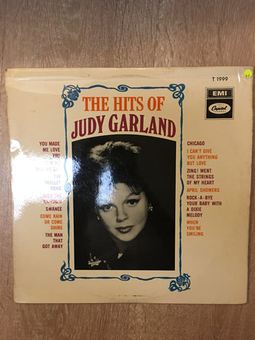 Judy Garland - The Hits of Judy Garland - Vinyl LP Record - Opened  - Very-Good Quality (VG) - C-Plan Audio