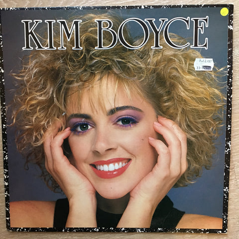 Kim Boyce ‎– Kim Boyce - Vinyl LP Record - Opened  - Very-Good Quality (VG)
