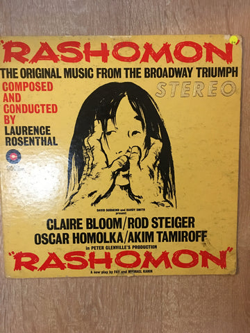 Rashomon - Original Music Production - Vinyl LP Record - Opened  - Good Quality (G) - C-Plan Audio