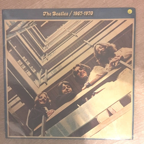 Beatles 1967-1970  - Vinyl LP - Opened  - Very-Good Quality (VG)