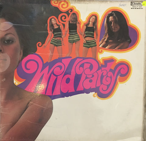 Various - Wild Party - Vinyl LP Record - Opened  - Good Quality (G) - C-Plan Audio