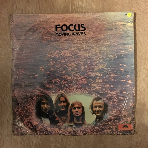 Focus - Moving Waves - Vinyl LP Record - Opened  - Very-Good- Quality (VG-)