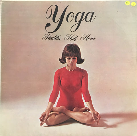 Yoga - Health's Half Hour With Booklet -  Double Vinyl LP Record - Opened  - Very-Good Quality (VG) - C-Plan Audio