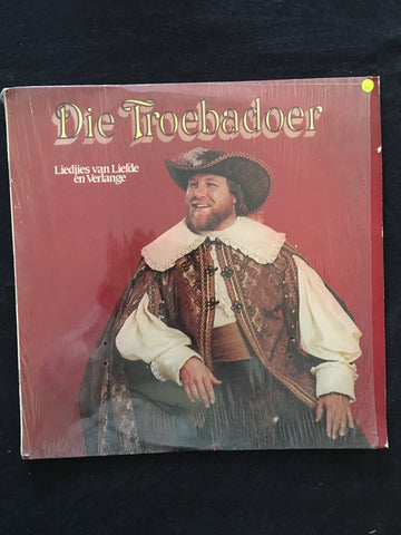 Die Troubadoer -  Vinyl LP Record - Opened  - Very-Good Quality (VG) - C-Plan Audio