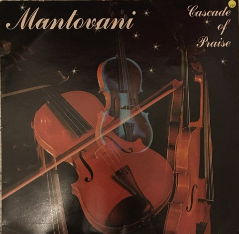 Mantovani ‎– Cascade Of Praise - Vinyl LP - Opened  - Very-Good+ Quality (VG+)