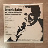 Frankie Laine- You Gave Me A Mountain - Vinyl LP Record - Opened  - Very-Good+ Quality (VG+) - C-Plan Audio
