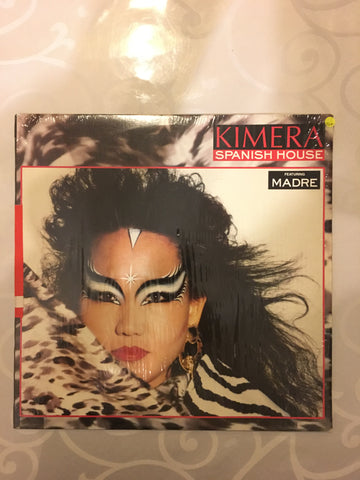 Kimera  - Spanish House - Vinyl LP Record - Opened  - Very-Good+ Quality (VG+)