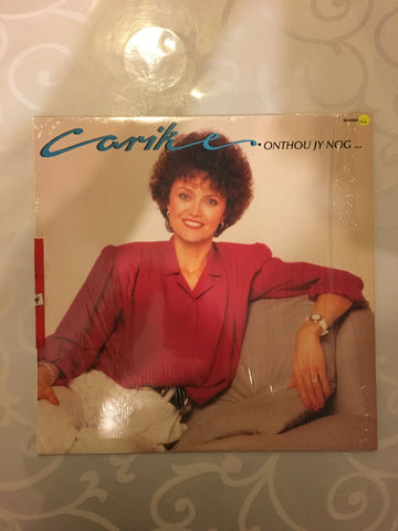 Carike - Onthou Jou Nog - Vinyl LP Record - Opened  - Very-Good+ Quality (VG+)