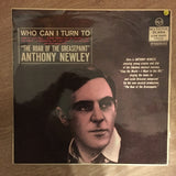 Anthony Newley ‎– Who Can I Turn To And Other Songs From The Roar Of Greasepaint - Vinyl LP Record - Opened  - Very-Good+ Quality (VG+) - C-Plan Audio