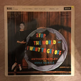 Anthony Newley ‎– Stop The World I Want To Get Off - Vinyl LP Record - Opened  - Very-Good+ Quality (VG+) - C-Plan Audio