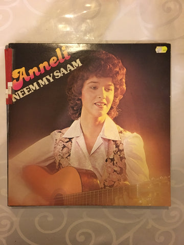 Anneli - Neem My Saam - Vinyl LP Record - Opened  - Very-Good+ Quality (VG+)