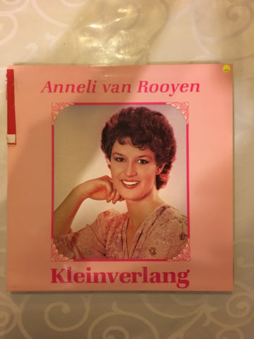 Anneli Van Rooyen - Kleinverlang - Vinyl LP Record - Opened  - Very-Good+ Quality (VG+)