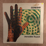 Genesis - Invisible Touch - Vinyl LP - Opened  - Very-Good+ Quality (VG+)