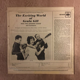 Geula Gill ‎– The Exciting World Of Geula Gill - Vinyl LP Record - Opened  - Very-Good Quality (VG) - C-Plan Audio