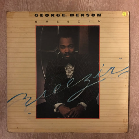 George Benson ‎– Breezin' - Vinyl LP Record - Opened  - Very-Good Quality (VG)