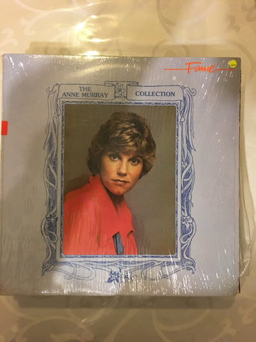 Anne Murray Collection - Fame - Vinyl LP Record - Opened  - Very-Good+ Quality (VG+)