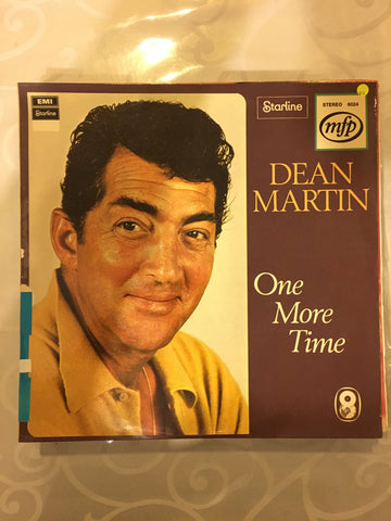 Dean Martin - One More Time - Vinyl LP Record - Opened  - Very-Good Quality (VG)