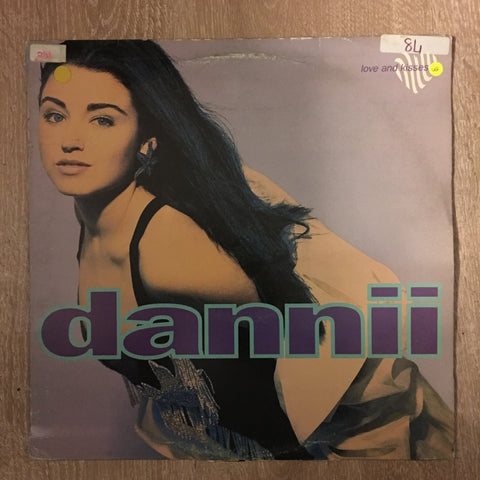 Dannii - Love and Kisses -  Vinyl LP Record - Opened  - Very-Good Quality (VG)