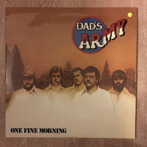 Dad's Army - One Fine Morning -  Vinyl LP Record - Opened  - Very-Good Quality (VG) - C-Plan Audio