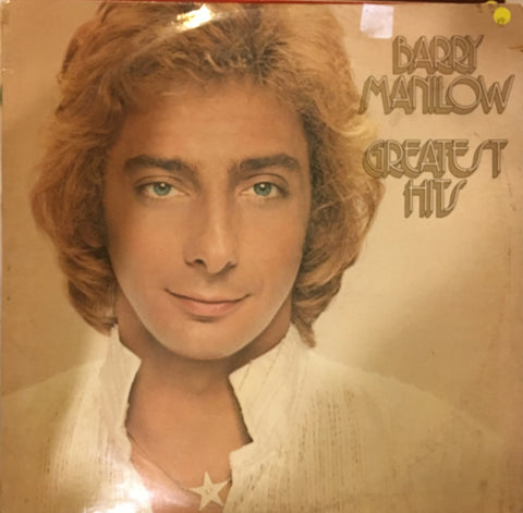 Barry Manilow - Greatest Hits - Vinyl LP Record - Opened  - Very-Good Quality (VG)