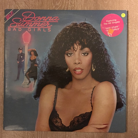 Donna Summer - Bad Girls - Double Vinyl LP - Opened  - Very Good Quality (VG)