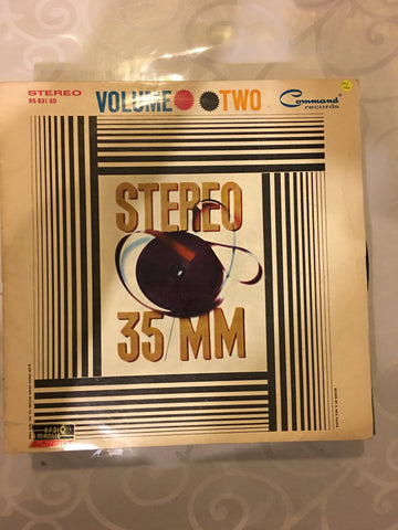 Command Stereo - Volume 2 - Vinyl LP Record - Opened  - Very-Good+ Quality (VG+)