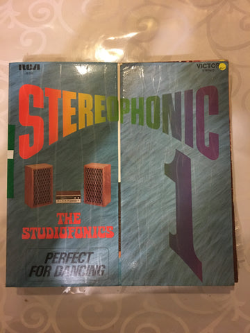 Stereophonic 1  - Vinyl LP Record - Opened  - Very-Good- Quality (VG-)