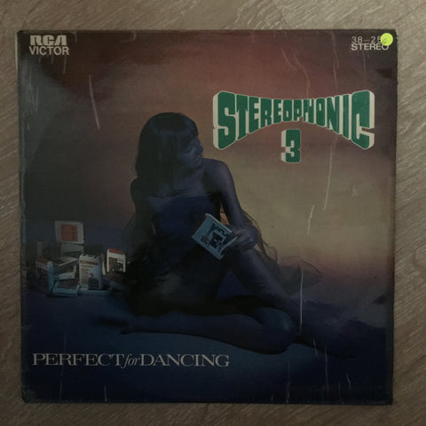 Stereophonic 3 - Vinyl LP Record - Opened  - Good Quality (G)