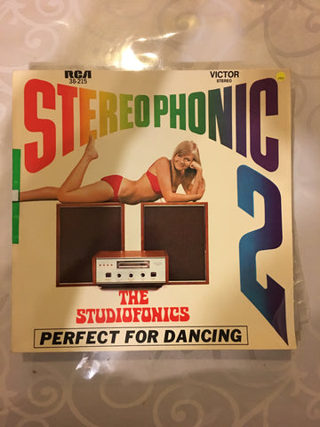 Stereophonic 2 - Vinyl LP Record - Opened  - Very-Good+ Quality (VG+)