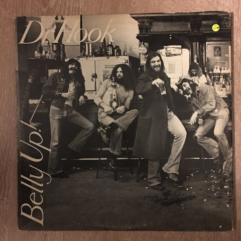 Dr Hook - Belly Up - Vinyl LP Record - Opened  - Very-Good- Quality (VG-)