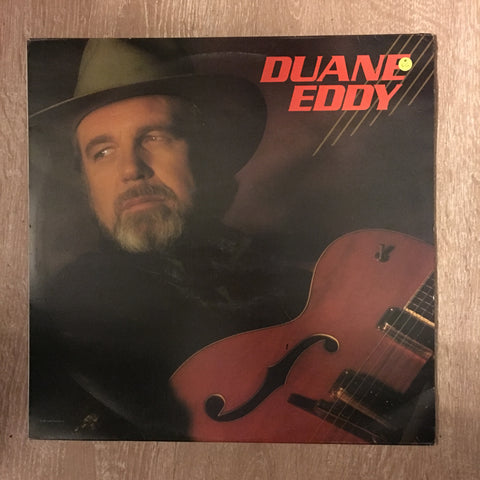 "Duane Eddy & His ""Twangy"" Guitar And The Rebels -  Vinyl LP Record - Opened  - Very-Good Quality (VG)"