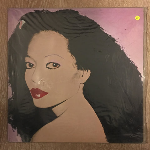 Diana Ross ‎– Silk Electric -  Vinyl LP Record - Opened  - Very-Good+ Quality (VG+)