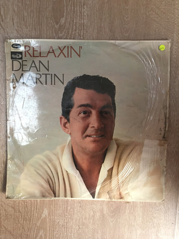 Dean Martin - Relaxin'  - Vinyl LP Record - Opened  - Good+ Quality (G+) - C-Plan Audio