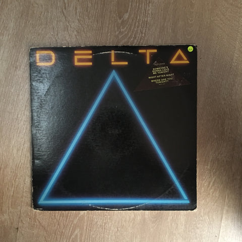 Delta – Delta - Vinyl LP Record - Opened  - Very-Good+ Quality (VG+)
